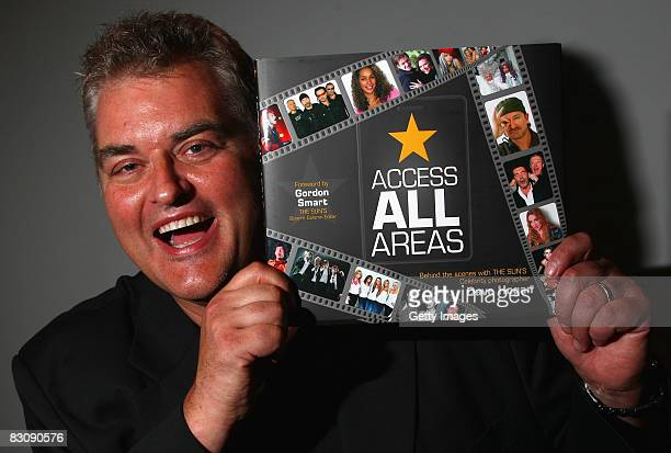 Celebrity Photographer Dave Hogan poses at his the launch of his book Access All Areas on October 2, 2008 in London, England. Dave has been the Sun's...