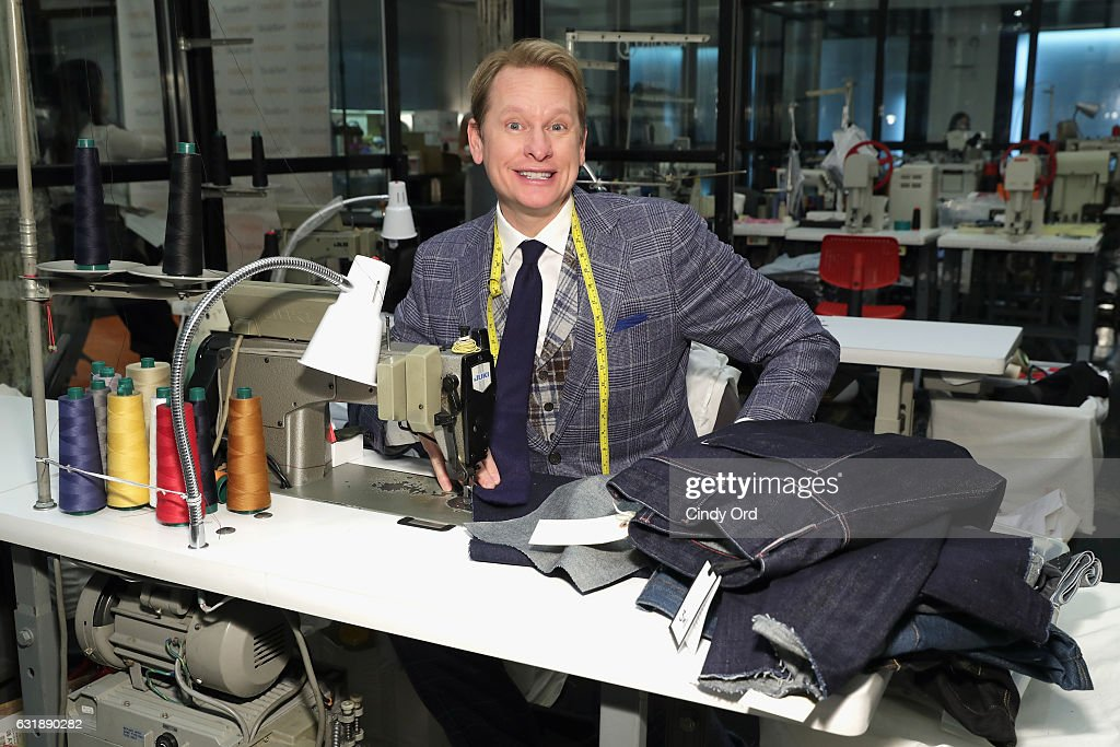 Celebrity Style Expert, Carson Kressley Hosts the 'SculpSure Day With the Denim Doctor' Event With Dr. Dennis Gross at 3x1 in New York City