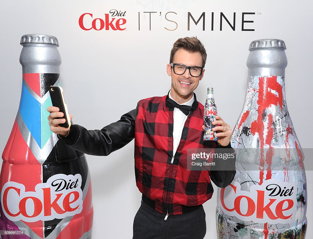 Diet Coke IT'S MINE Fashion House