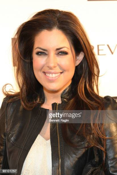 """Celebrity stylist Bobbie Thomas """"An Evening of Awareness"""" at the Crosby Street Hotel on November 16, 2009 in New York City."""