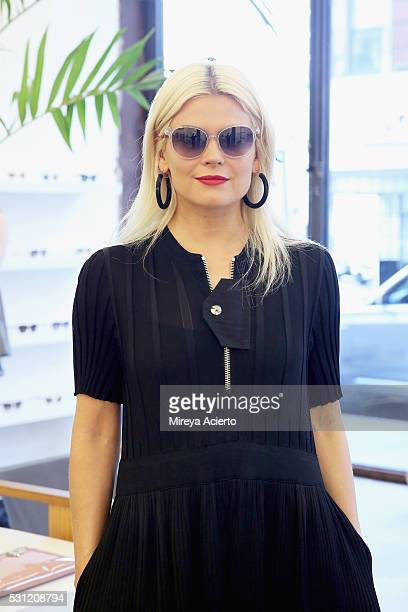 54d38bb2fb Celebrity stylist Kate Young attends the Kate Young for Tura Spring Summer  2016 Collection launch