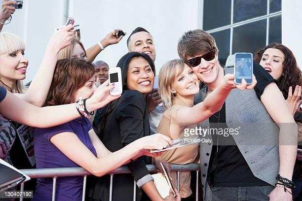 Celebrity-Fotos und fans