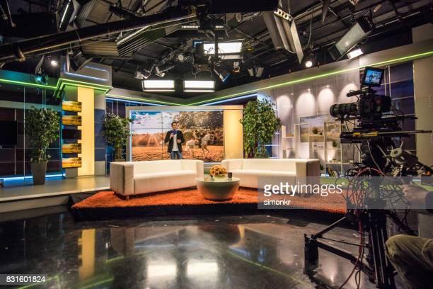 Celebrity talk show