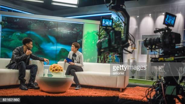 Célébrité talk-show