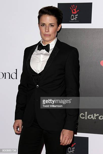 Celebrity trainer Jamie Granger attends the 2nd Annual Diamond Ball hosted by Rihanna and The Clara Lionel Foundation at The Barker Hanger on...