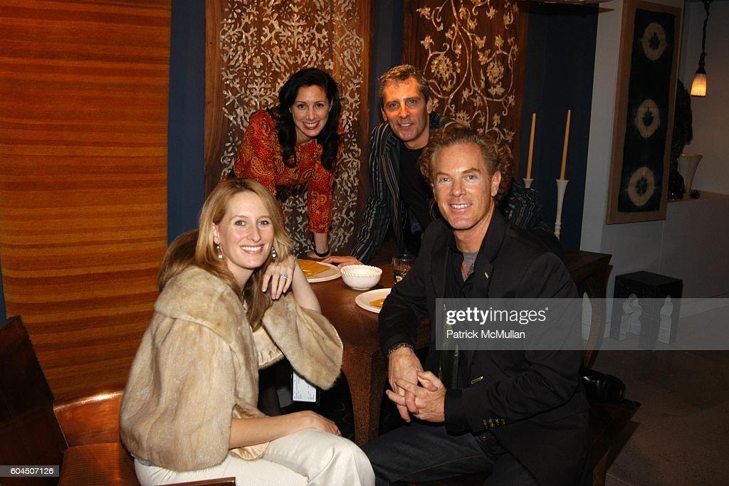 Celerie Kemble, Laura Kirer, Doug Wilson And Chris Coleman Attend THE NEW  YORK DESIGN