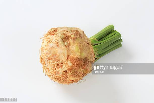 celery root - celeriac stock photos and pictures