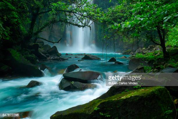 Celeste River, Tenorio National Park