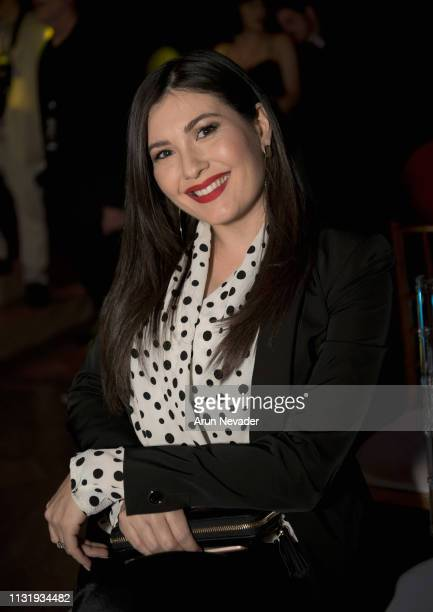 Celeste Thorson at Los Angeles Fashion Week FW/19 Powered by Art Hearts Fashion at The Majestic Downtown on March 21 2019 in Los Angeles California