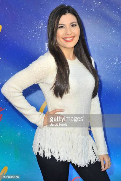 Celeste Thorson attends CHILL Media/Night VIP on December 13 2017 in Long Beach California
