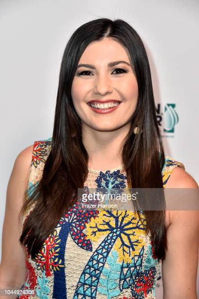 Celeste Thorson attends Vision Films' 'Living In The Future's Past' at Ahrya Fine Arts Theater on October 2 2018 in Beverly Hills California