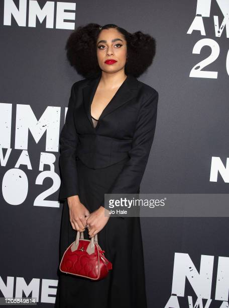 Celeste Waite attends the NME Awards 2020 at O2 Academy Brixton on February 12, 2020 in London, England.