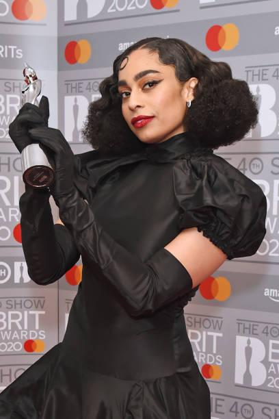 GBR: The BRIT Awards 2020 -  Winners Room