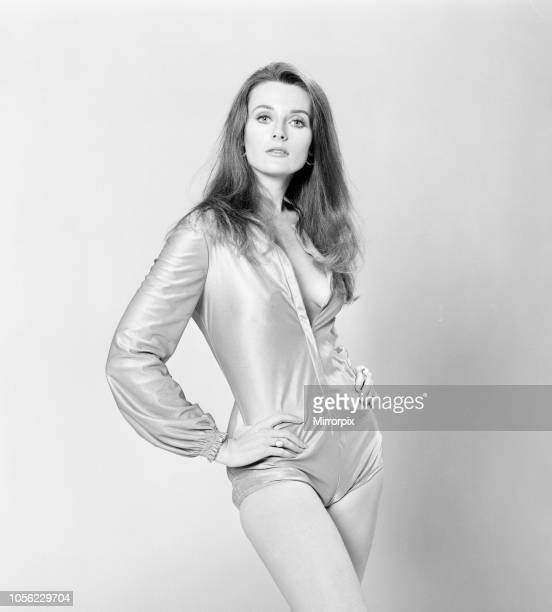 Celeste Yarnall American actress Daily Mirror Studio Pix London Sunday 20th February 1972