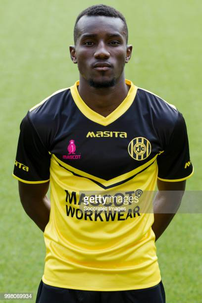 Celestin Djim of Roda JC during the Photocall Roda JC at the Parkstad Limburg Stadium on July 12 2018 in Kerkrade Netherlands