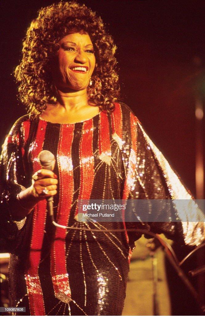 Celia Cruz : News Photo
