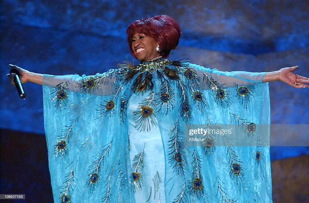 Celia Cruz performs; 'On Stage at the Kennedy Center: The Mark Twain Prize' will air November 21, at 9 p.m. on PBS.