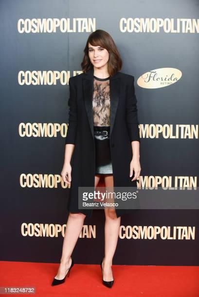 "Celia Freijeiro attends ""Cosmopolitan Awards 2019"" on October 24, 2019 in Madrid, Spain."