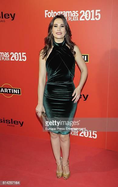 Celia Freijeiro attends Fotogramas Awards on March 7 2016 in Madrid Spain