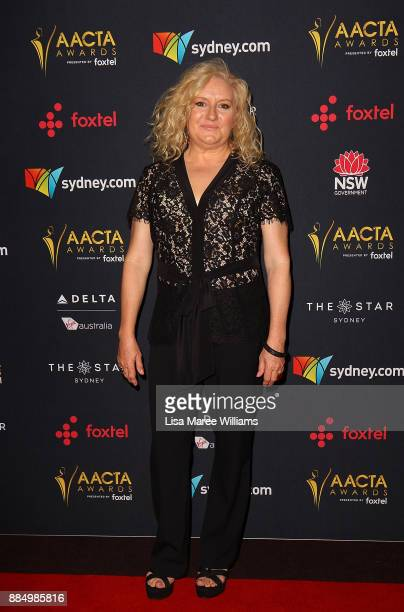 Celia Ireland attends the 7th AACTA Awards Presented by Foxtel | Industry Luncheon at The Star on December 4 2017 in Sydney Australia