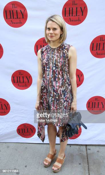 Celia Keenan Bolger attends the 9th Annual LILLY Awards at the Minetta Lane Theatre on May 212018 in New York City