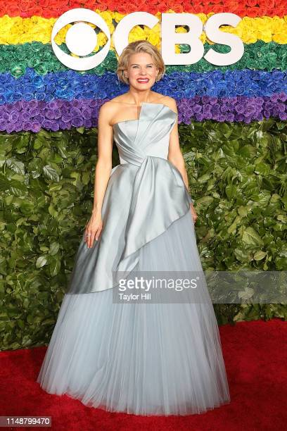 Celia KeenanBolger attends the 2019 Tony Awards at Radio City Music Hall on June 9 2019 in New York City