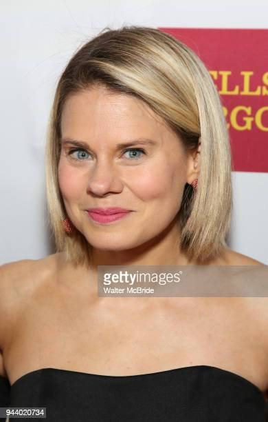 Celia KeenanBolger attends the Point Foundation hosts Annual Point Honors New York Gala Celebrating The Accomplishments Of LGBTQ Students at The...