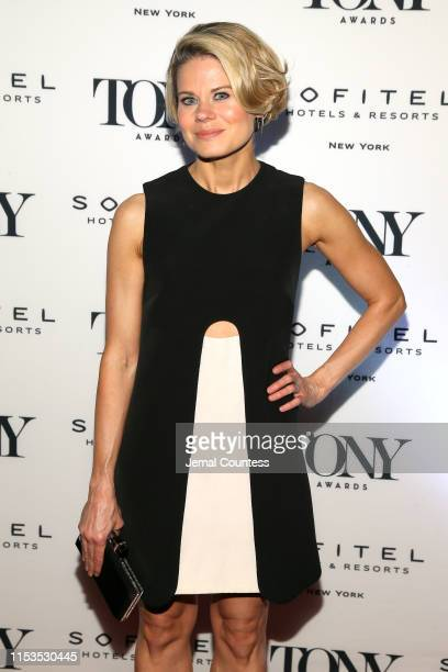 Celia KeenanBolger attends the Tony Honors Cocktail Party Presenting The 2019 Tony Honors For Excellence In The Theatre And Honoring The 2019 Special...