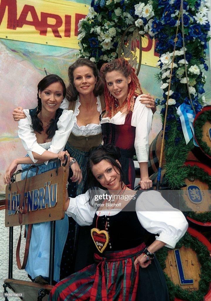 Celia Kim, Leonore Capell, Carolin Graller, Berrit Arnold (v.l.n : News Photo