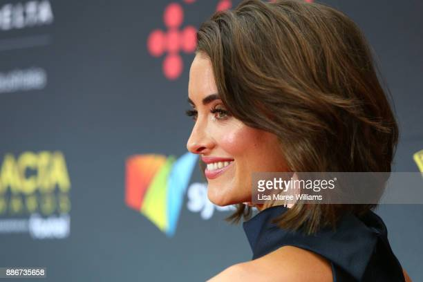 Celia Massingham attends the 7th AACTA Awards Presented by Foxtel | Ceremony at The Star on December 6 2017 in Sydney Australia