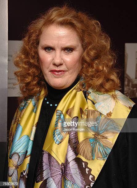 Celia Watson attends a screening of the film Joshua at the Lighthouse Theater on June 3 2007 in New York City