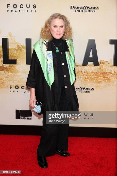 """Celia Weston attends the """"Stillwater"""" New York Premiere at Rose Theater, Jazz at Lincoln Center on July 26, 2021 in New York City."""