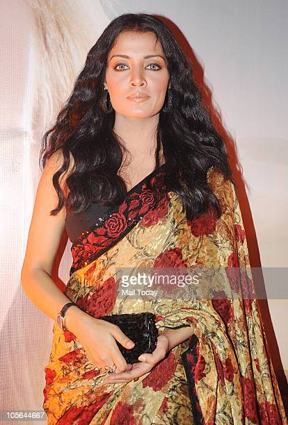 Celina Jaitley at an event in Mumbai on Friday October 15 2010