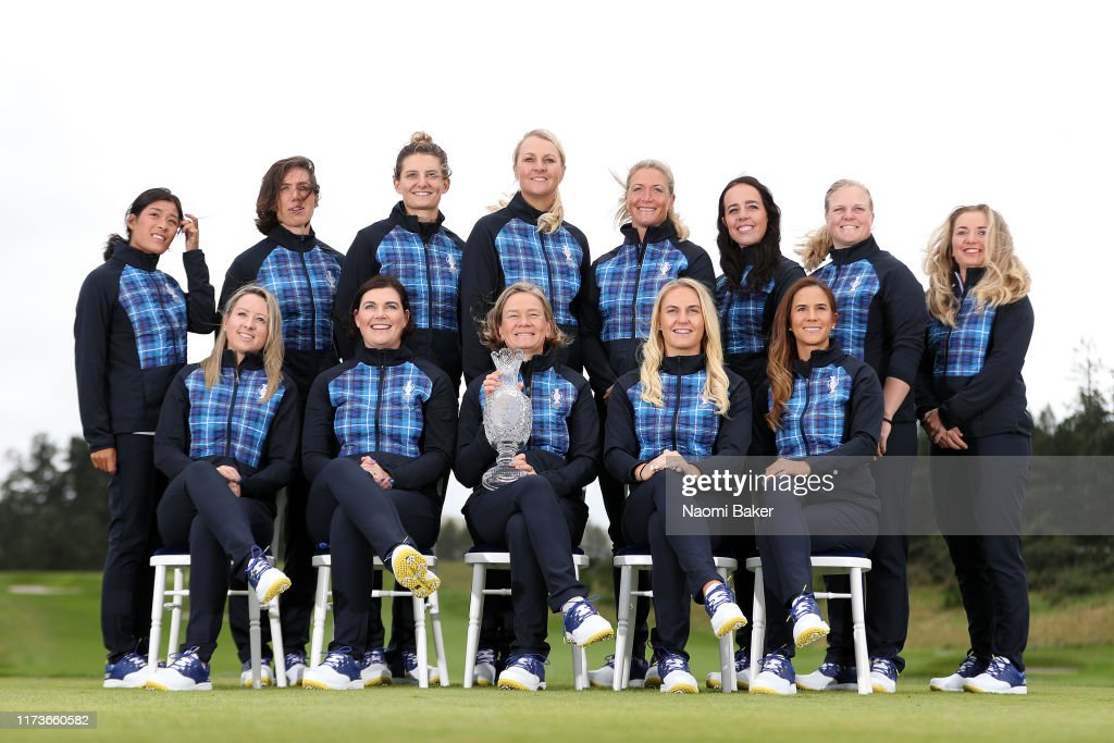 The Solheim Cup - Preview Day 2 : News Photo