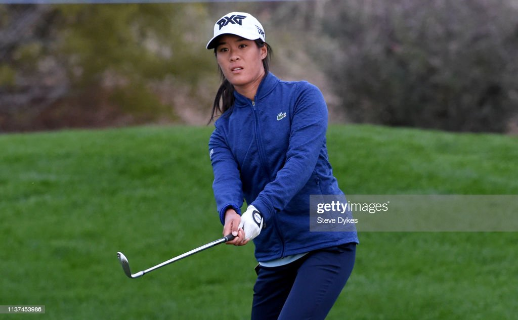 Bank Of Hope Founders Cup - Round One : News Photo