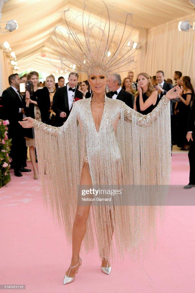 The 2019 Met Gala Celebrating Camp: Notes on Fashion - Arrivals : Fotografia de notícias