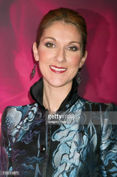 Celine Dion during Celine Dion And Renowned Photographer Anne Geddes Celebrate The Release Of Their Unprecedented CD/Book Collabaration 'Miracle' at...