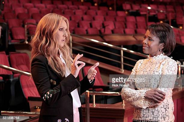 Celine Dion talks to Walt Disney Television via Getty Images News' Deborah Roberts in a compelling interview scheduled to air on GOOD MORNING...