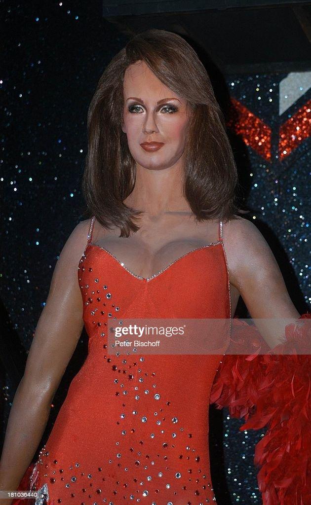 Celine Dion, Wax Museum, Wachsfigur, Los Angeles, LA, Kalifornie : News Photo