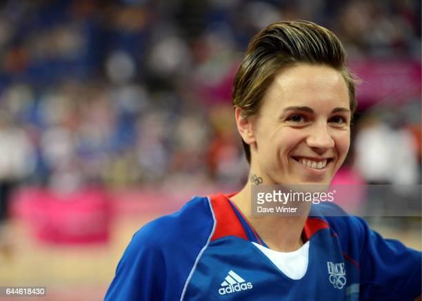 Celine DUMERC France / Etats Unis Jeux Olympiques Londres 2012 Photo Dave Winter / Icon Sport