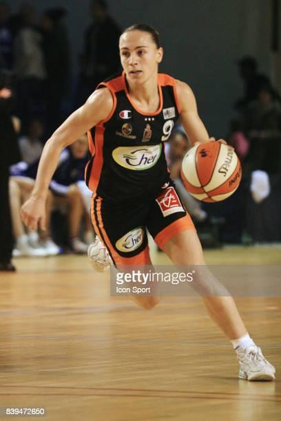 Celine DUMERC Basket Lattes Maurin Montpellier / Bourges Basket 2e journee Ligue Feminine