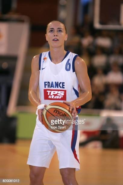Celine DUMERC France / Belgique Tournoi de Vannes