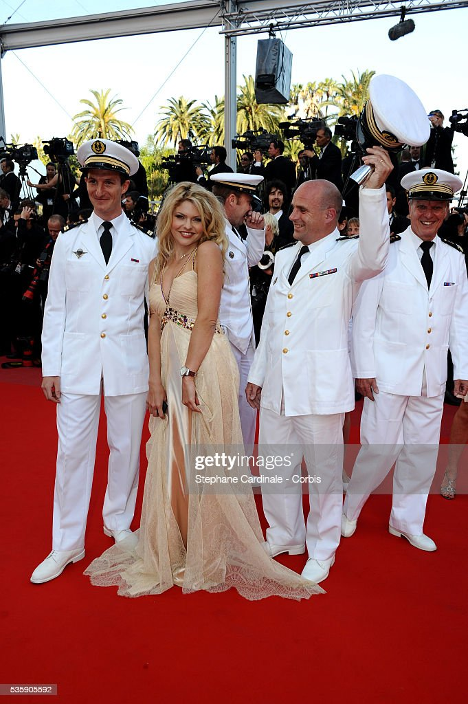 Celine Durand at the Premiere for 'Biutiful' during the 63rd Cannes International Film Festival.
