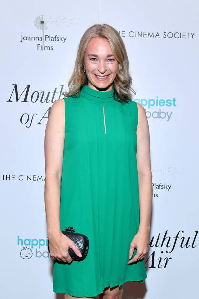 """NY: The Cinema Society Hosts """"A Mouthful Of Air"""" Special Screening"""