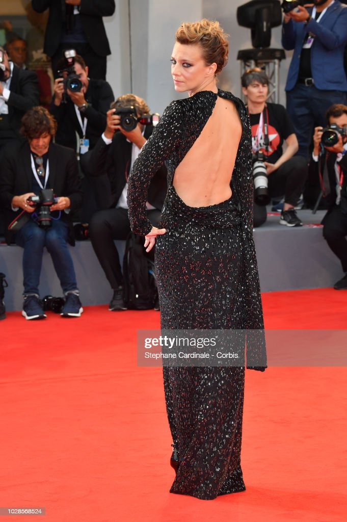 "ITA: ""One Nation One King (Un Peuple Et Son Roi)"" Red Carpet Arrivals - 75th Venice Film Festival"