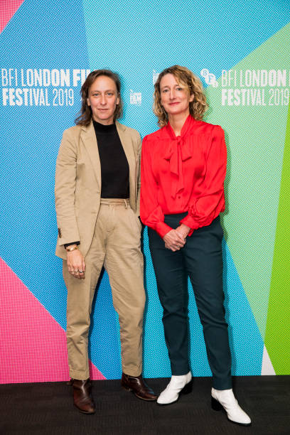 GBR: Screen Talk: Celine Sciamma - 63rd BFI London Film Festival