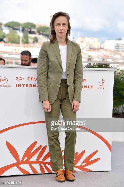 Celine Sciamma attends the photocall for Portrait Of A Lady On Fire during the 72nd annual Cannes Film Festival on May 20 2019 in Cannes France