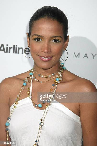 Celines Toribio during People En Espanol's 4th Annual 50 Most Beautiful Gala White Carpet Arrivals at Capitale in New York City New York United States