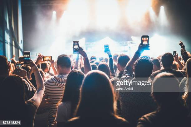 Cell Phones Concert