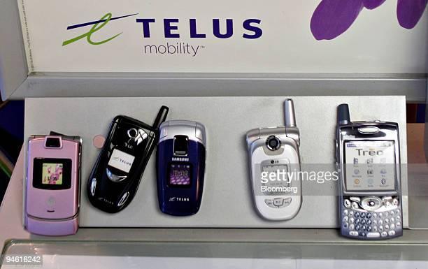 telus cell phones canada